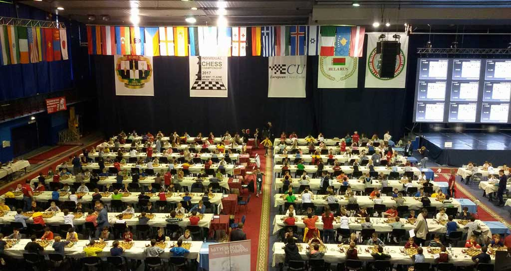World cadet rapid and blitz chess championships 2017