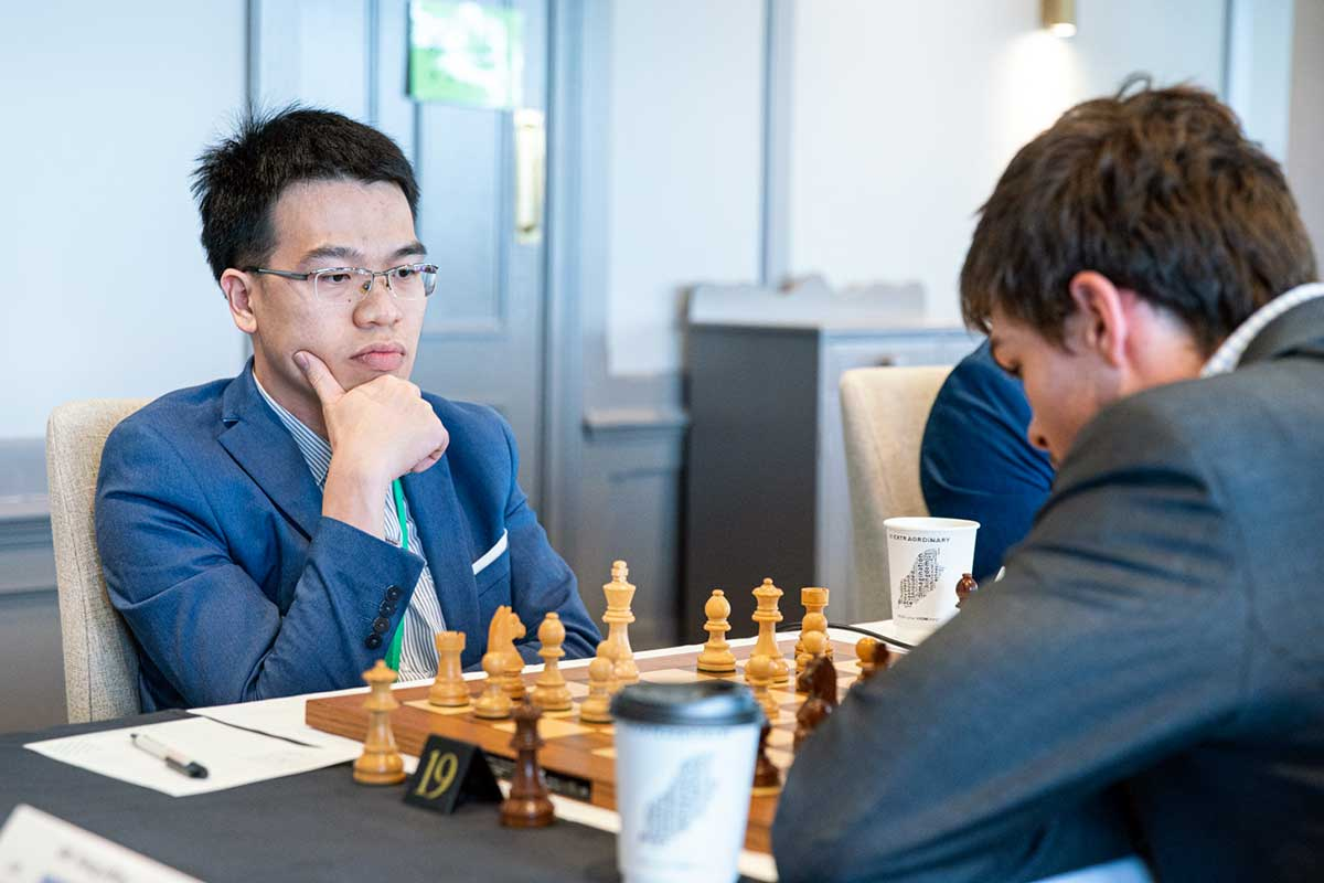 FIDE Chess.com Grand Swiss 2019