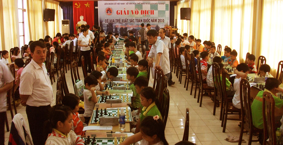 youth chess talent 2010