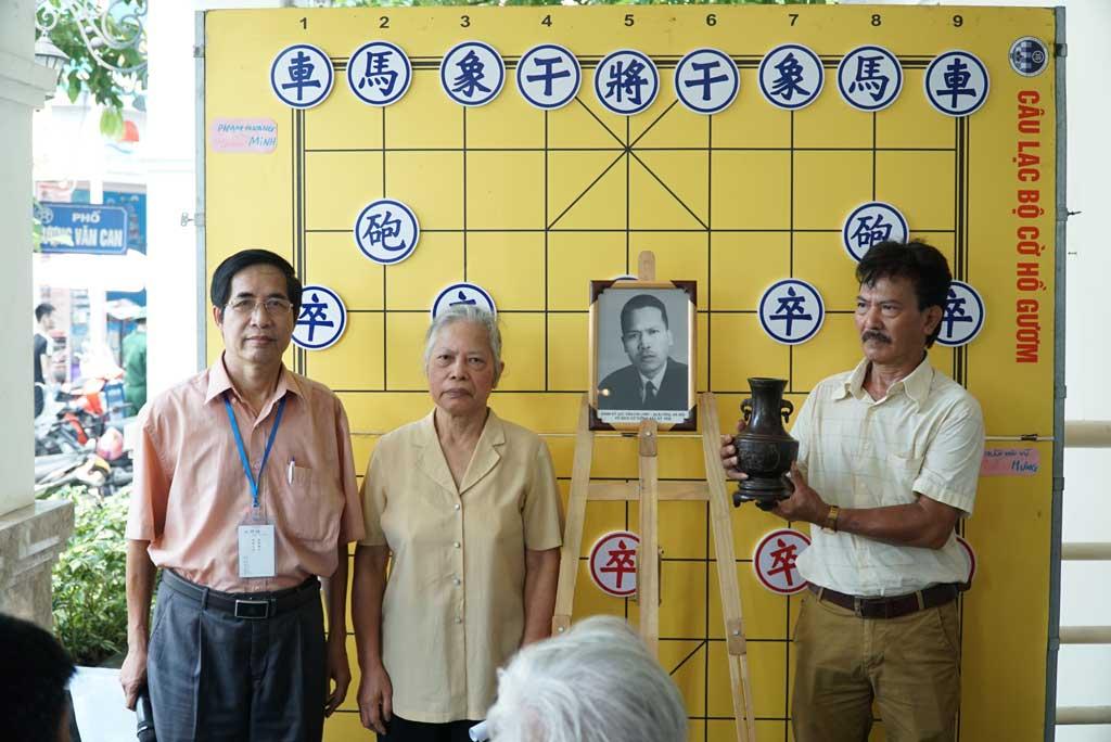 Thân thế, sự nghiệp của cố danh thủ Lục Văn Chi (Hà Nội) -  Vô địch cờ tướng Bắc kỳ năm 1938