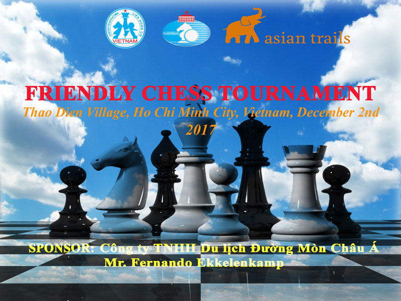 Giải Friendly Chess Tournament 2017